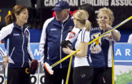 Corkum Inducted into Governor General's Curling Club