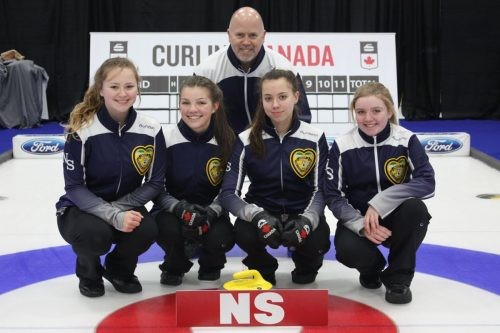 Twenty-six teams vying for Nova Scotia under-18 curling titles