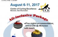 2017 Whitecap Curling Camp