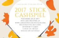 2017 Lakeshore Stick Cashspiel