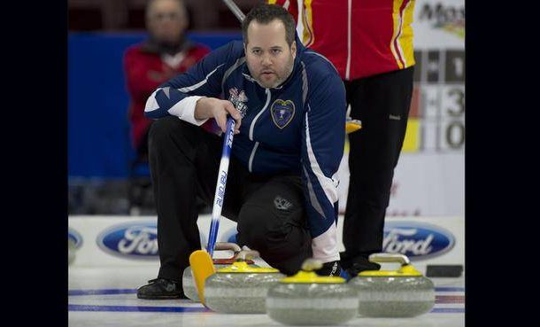 Road to Canadian Curling Trials starts Monday for Murphy, Breen