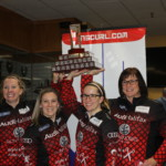 2018 NS SCOTTIES CHAMPIONS <br /> Lead: Jennifer Crouse, Second: Jenn Baxter, Third: Christina Black, Skip: Mary-Anne Arsenault
