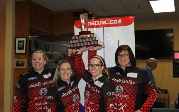 Arsenault wins fourth Scotties title