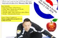 Annual Berwick Curling Club Mixed Apple Spiel