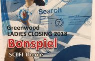 14 Wing Greenwood Ladies Closing Bonspiel - 2018