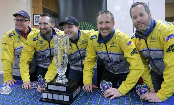 Jamie Murphy captures fifth Tankard title