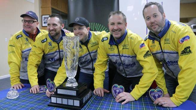 Jamie Murphy captures fifth Tankard title