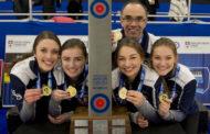 Nova Scotia women capture gold at 2018 New Holland Canadian Juniors