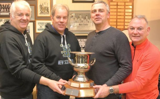 O'Leary going back to Canadian senior curling championships