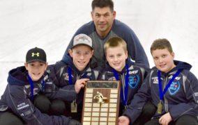 Truro foursome captures provincial U15 championship
