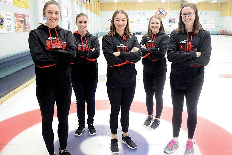 Colchester County cousins going for world junior gold in Scotland