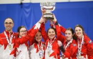Canada's Jones rink wins world junior curling championship