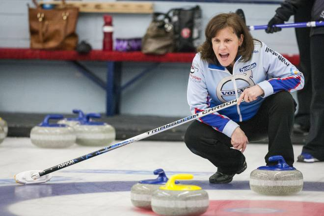 Team Mattatall wins silver at Canadian Seniors