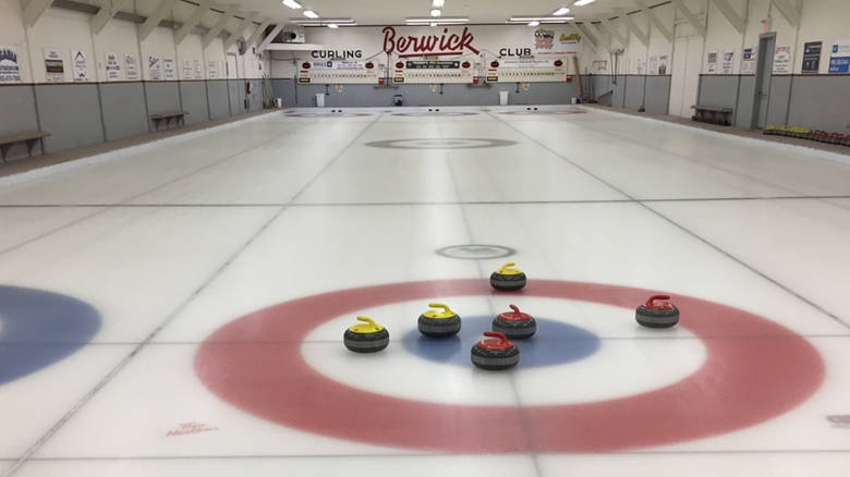Berwick Curling Club says goodbye to 'many good times' at current location
