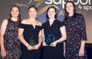 Jones' rink named team of the year at Support4Sport Awards