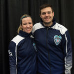 2018 MIXED DOUBLES CHAMPIONS - Karlee Jones & Brice Everist