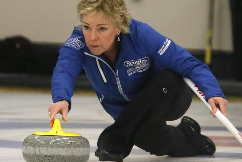 Kim Kelly recalls winning the Scotties Tournament of Hearts