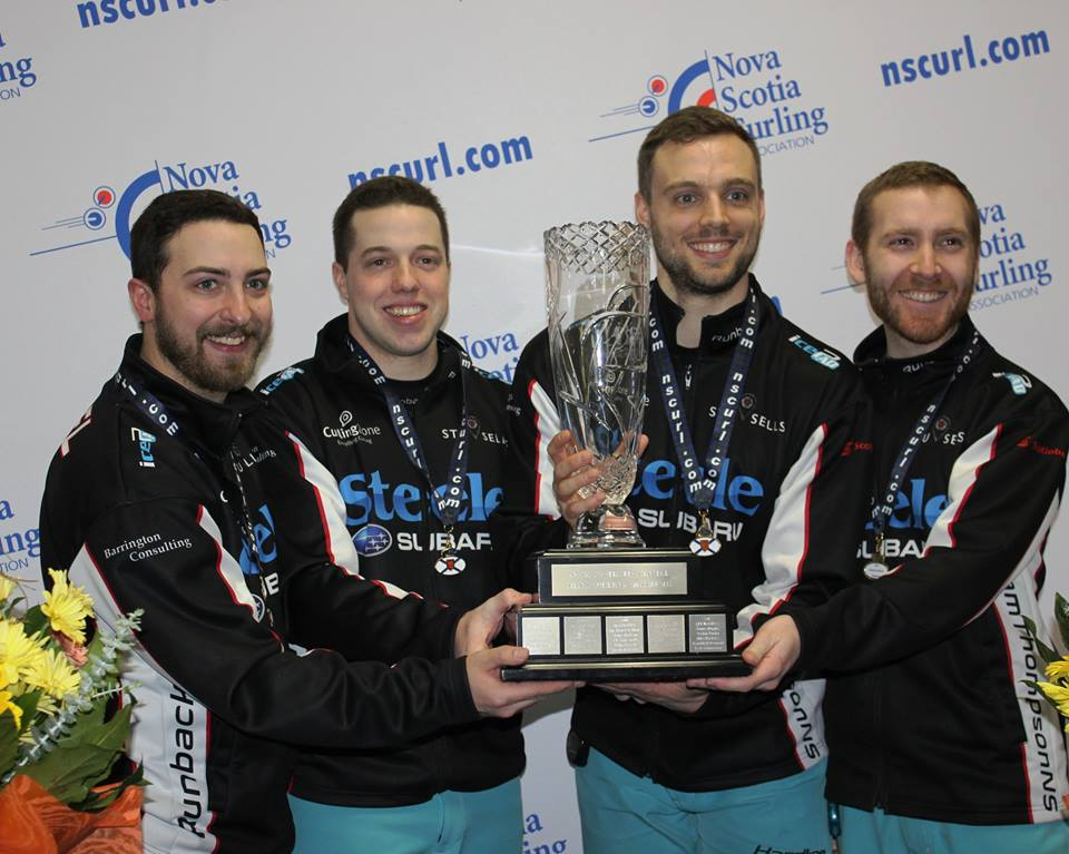 Thompson wins 2019 Deloitte Tankard