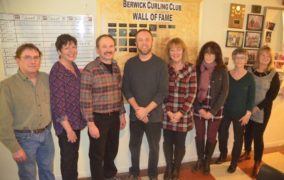 Berwick Curling Club to honour member contributions through Wall of Fame inductions