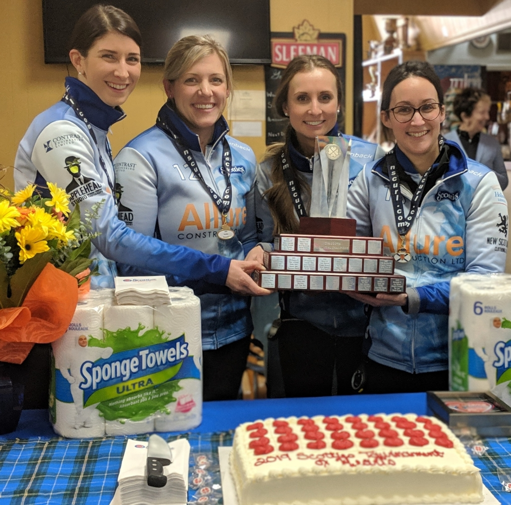 Brothers wins 2019 Nova Scotia Scotties Championship
