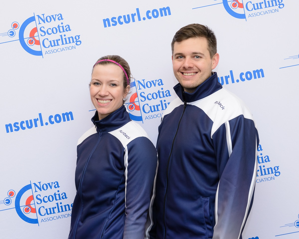 Jones defends Provincial Mixed Doubles Championship