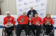 Hubley-Bolivar defends Harding Medical Wheelchair Championship