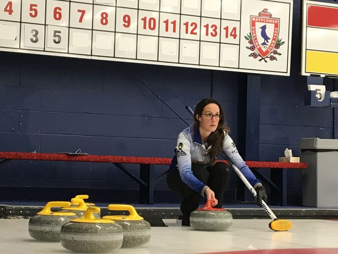 Nova Scotia skip Jill Brothers brings collected cool to the Scotties
