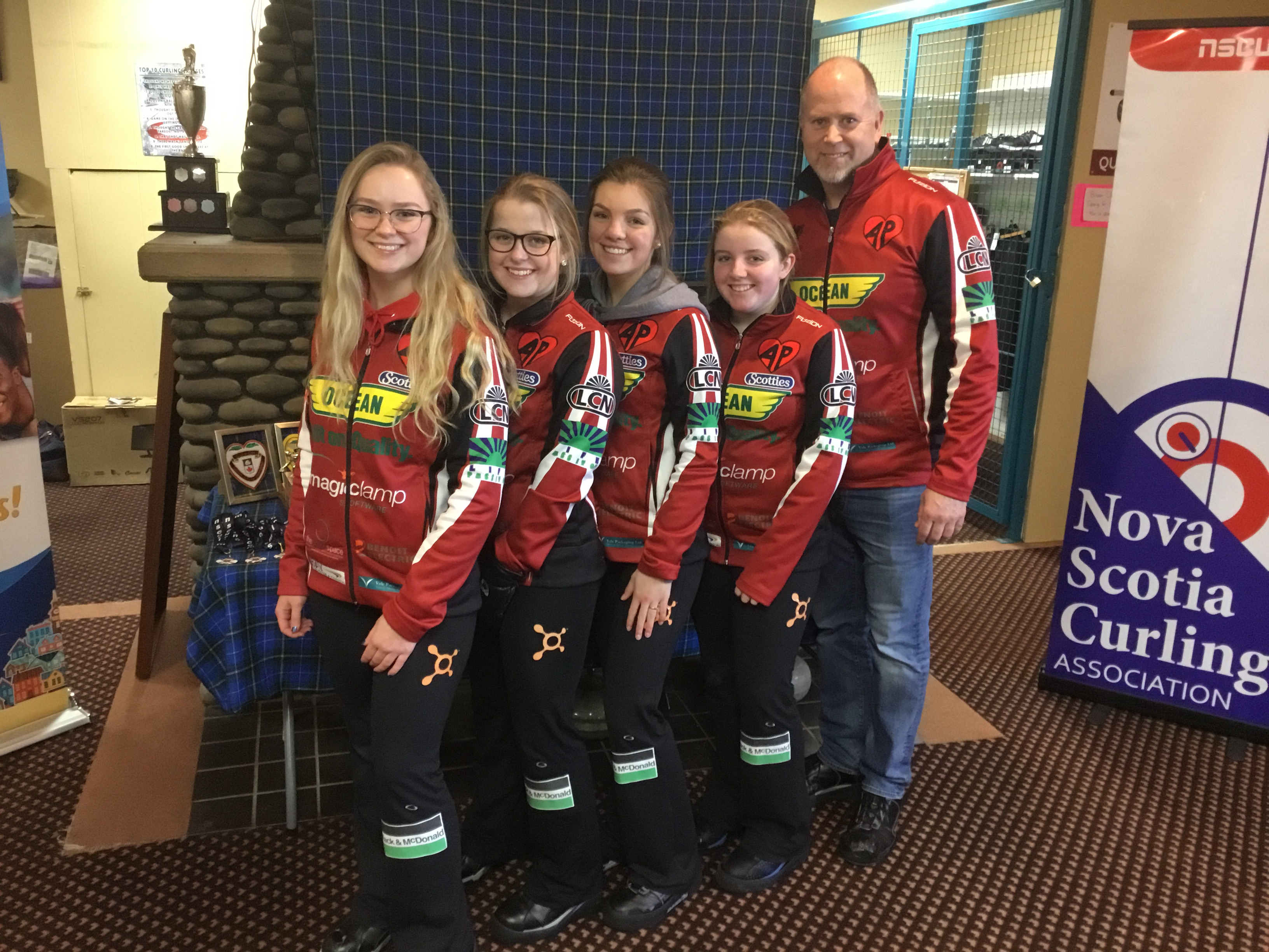Team Moore Wins 2019 Under 18 Women's Championship