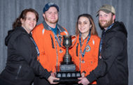 Team Willsey - 2020 Provincial Club Mixed Champions