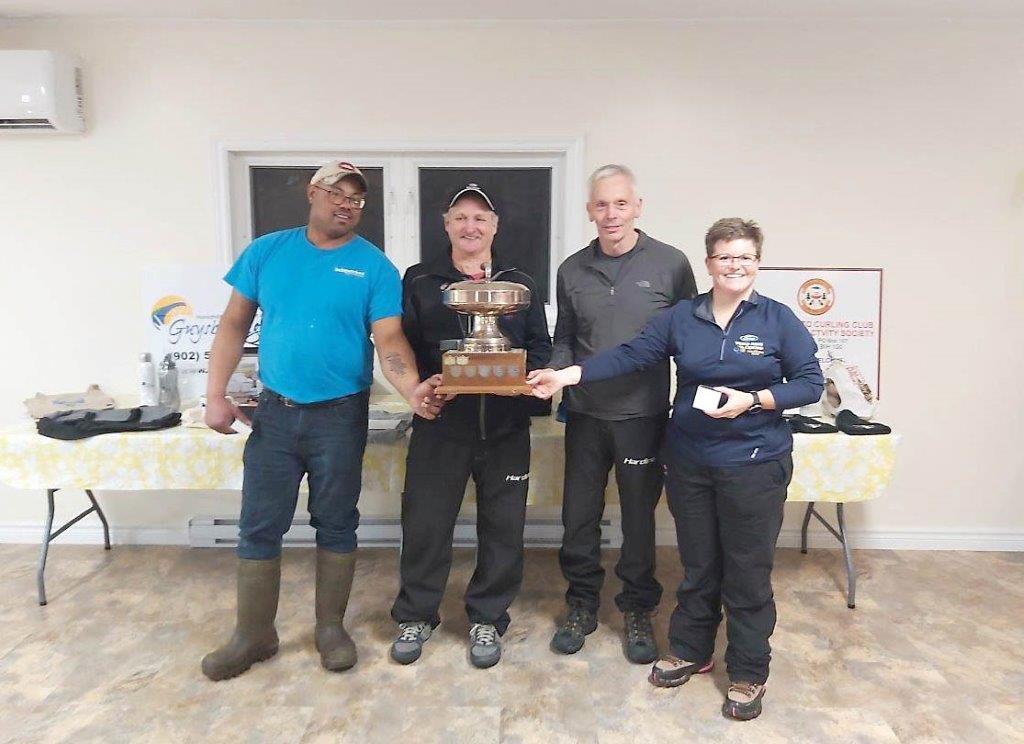 Edgar Sceles Memorial Bonspiel Winners