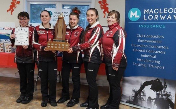 Chedabucto Curling Club's 2020 MacLeod Lorway Ladies Valentines FUNspiel