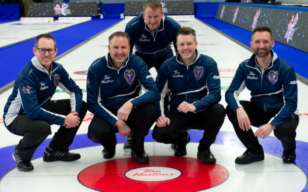 Team Nova Scotia at the Brier