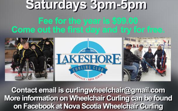 Recreational Wheelchair Curling